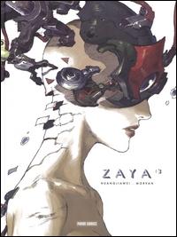 Zaya / Huangjiawei, Morvan. Vol. 3