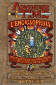 Adventure time l'enciclopedia