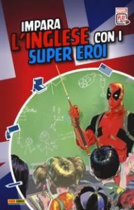 Impara l'inglese con i supereroi