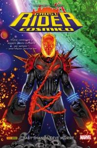 Ghost Rider cosmico. Baby Thanos deve morire