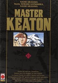 Master Keaton / Naoki Urasawa ; storia Hukusei Katsushika, Takashi Nagasaki. Vol. 11