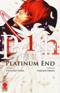 Platinum end. 1