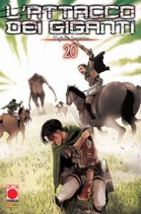 L'attacco dei giganti / Hajime Isayama. 20