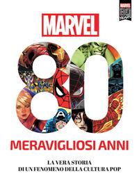 Marvel 80 years