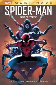 Spider-Man. Spider-verse