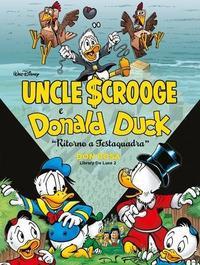 Uncle $crooge e Donald Duck. Ritorno a Testaquadra