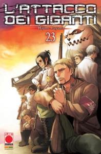 L'attacco dei giganti / Hajime Isayama. 23