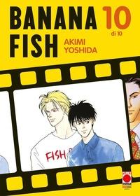 Banana Fish / Akimi Yoshida. Vol. 10