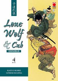 Lone Wolf & Cub : omnibus / storia [di] Kazuo Koike ; disegni [di] Goseki Kojima ; traduzione [di] Claudia Baglini. Vol. 4