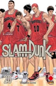 Slam Dunk. 20: Shohoku vs Sannoh Kogyo 5