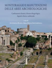Monitoraggio e manutenzione delle aree archeologiche