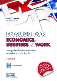 English for economics, business and work