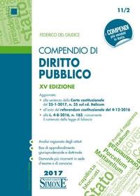 Compendio di diritto pubblico