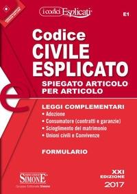 Codice civile esplicato