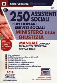 250 assistenti sociali