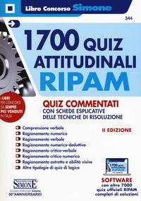 1700 quiz attitudinali RIPAM