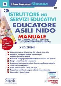 Istruttore nei servizi educativi