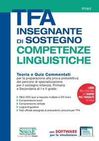 TFA. Insegnante di sostegno, competenze linguistiche