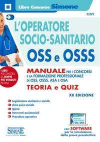 L'operatore socio-sanitario OSS e OSSS