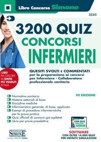 3200 quiz concorsi infermieri