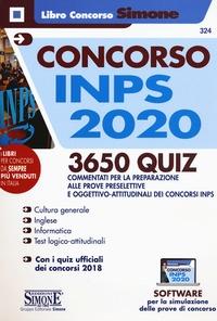 Concorso INPS 2020