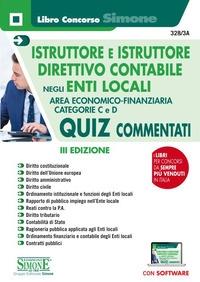 Istruttore e istruttore direttivo contabile negli enti locali