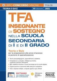 TFA insegnante di sostegno nella scuola secondaria di 1. e di 2. grado