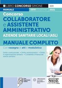 Concorso collaboratore e assistente amministrativo Aziende sanitarie locali (ASL)