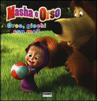 Masha e Orso. Orso, giochi con me?