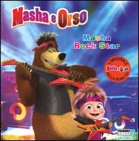 Masha e Orso. Masha rock star