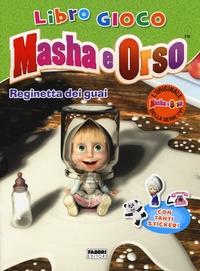 Masha e Orso. Reginetta dei guai