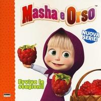 Masha e Orso. Evviva le stagioni!