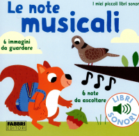 Le note musicali