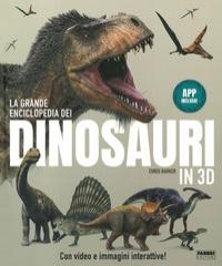 La grande enciclopedia dei dinosauri in 3D