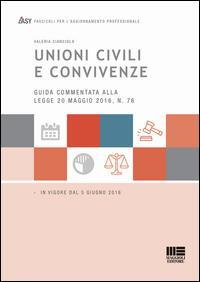 Unioni civili e convivenze