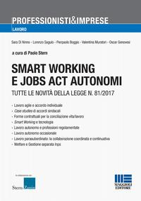 Smart working e jobs act autonomi