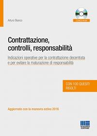 Contrattazione, controlli, responsabilità