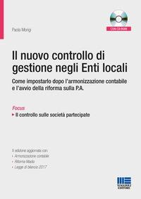 Il nuovo controllo di gestione negli enti locali