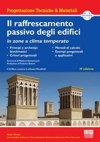 Il raffrescamento passivo degli edifici in zone a clima temperato