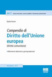 Compendio di diritto dell'Unione europea (Diritto comunitario)