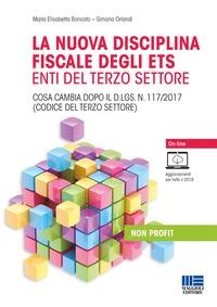 La nuova disciplina fiscale degli ETS enti del terzo settore