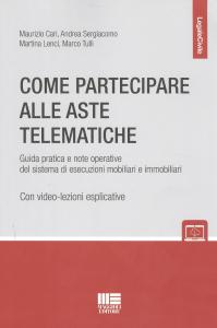 Come partecipare alle aste telematiche