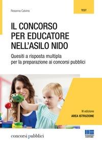 Il concorso per educatore nell'asilo nido