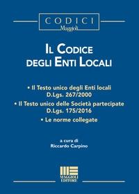 Il codice degli enti locali