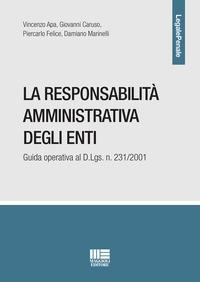 La responsabilità amministrativa degli enti