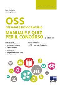 OSS Operatoresocio-sanitario