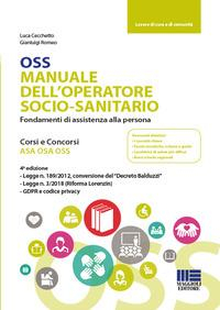 OSS Manuale dell'operatoresocio-sanitario