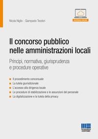 Il concorso pubblico nelle amministrazioni locali