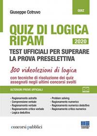 Quiz di logica RIPAM 2020