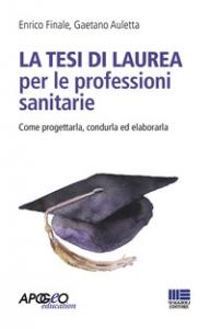 La tesi di laurea per le professioni sanitarie